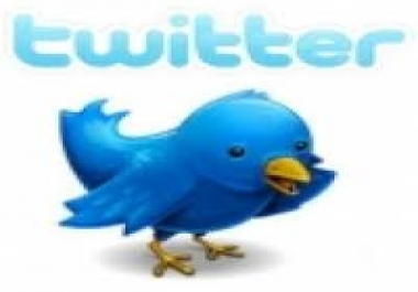 Give you 1000 twitter-follower within 24-48 hours for $1