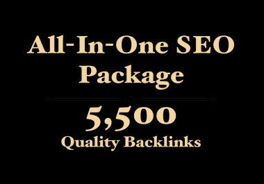 [UPDATED 2016] All-In-One Link Pyramid SEO Package For Page 1 Ranking