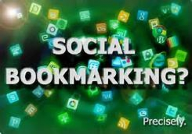 Get you manually 25 High PR10-5 Socal Bookmarks On Your Site with report within 12 hr