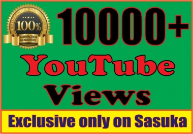 provide you 10,000 Splitable You+Tube video ranking