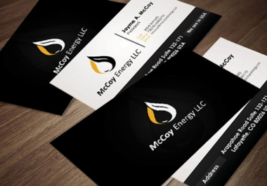 design professional smashing print ready 2 sided business card