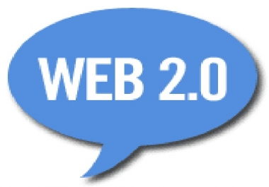 Manually Create 30 Plus Web 2.0 Blogs Uisng PR5 to PR... for $5