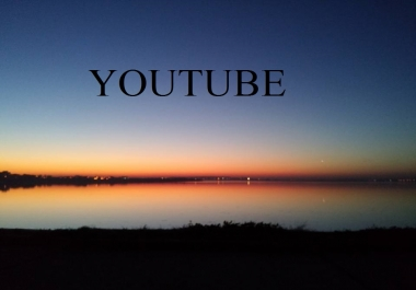 give you 3800-4200 HR youtube views and 50 youtube likes,real,no disappear, no work with bots