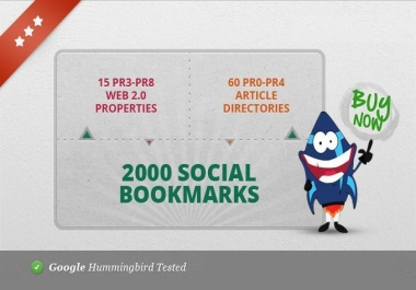 *create 75 PR3 to PR8 seo LlNKWHEEL and 2000 social bookmarks, very Great for youtube*
