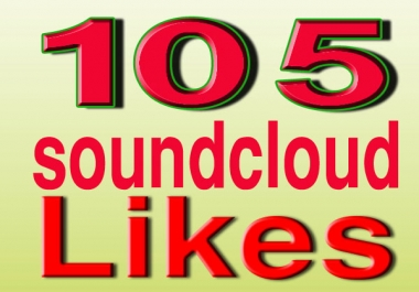 Free 5000 Plays With 105 soundcloud likes
