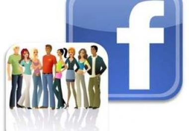 give you 100  Facebook Subscribers in 1 day