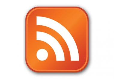 submit your RSS feed to 27 of the biggest engines and directories to index your content faster