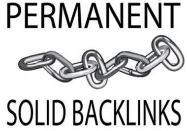 give 4 permanent backlink PR4 , 15 permanent backlink PR3 and 15 permanent backlink PR2 on Blogroll