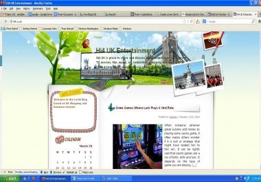 I will post your blog post on my PR1, DA24 Entertainment blog