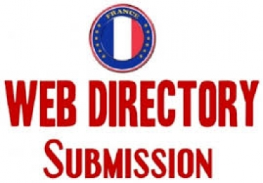 ***^^^I Will Do 65 France High PR Web Directory Submissions @@##