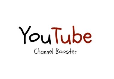 BOOST YOUR YOUTUBE CHANNEL - ADD 25 Subscribers + 3 Channel Comments TO YOUR CHANNEL