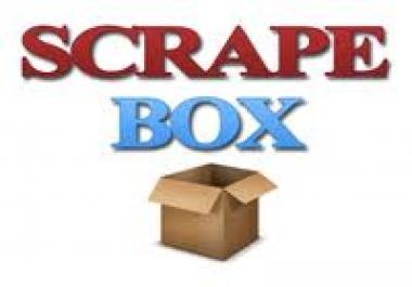 create scrapebox blast of 70000 + guaranteed blog comments backlinks for unlimited urls keywords