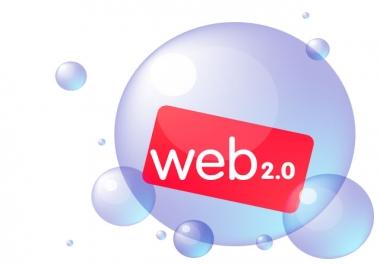 manually Create 30+ High PR Web2 Properties ★ Googl... for $6