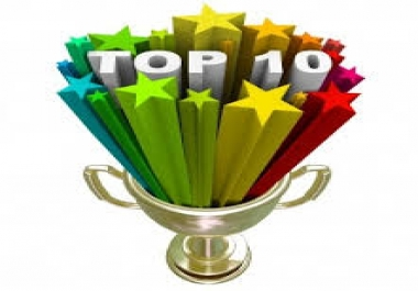 I will rank your Site or Offer in TOP of Google with my powerful 400 backlinks