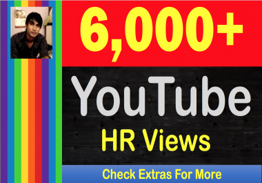 SUPER-FAST 1,000 Safe and Fast YouTube Views for $1