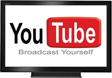 manually upload your 25+ video to Youtube ★ Google Penguin Safe