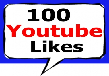 100 High Quality Youtube Video Likes 2 Hours Complete