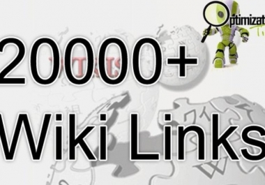 I will pr8 to PR0 24000 WIKILINKS + 40000 Comment Backlhinks, unlimited urls, keywords