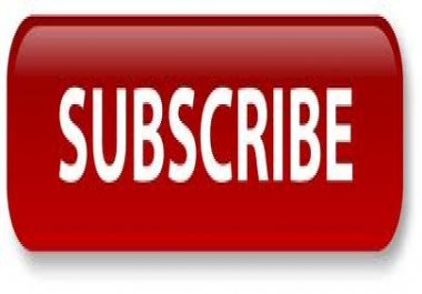 will get you 80+ real and quality youtube subscribes for $1