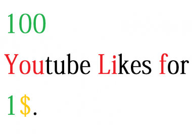 add Real 100 Youtube Likes