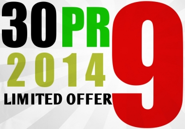 I will do manually 30 PR9 SEO High Pr Backlinks Best Quality Google dofollow edu, Directories links