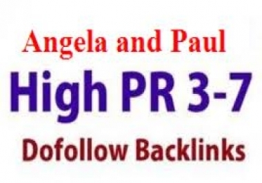 Create A Xtreme Service Of angela-Paul Backlinks To your website To increase Your serp