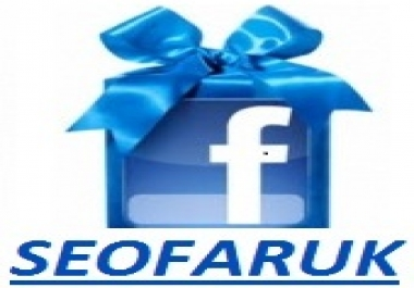 Provide 200 Worldwide Facebook Likes only  for $1