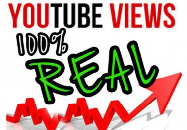 1055+  YouTube Views , REAL VIEWS , INSTANT START , HR And Desktop Views