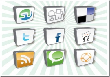 MANUALLY Bookmark your site to TOP 15 Social bookmarking... for $1