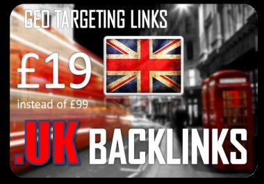 I will do 150 backlinks on co UK blog domains @@!!