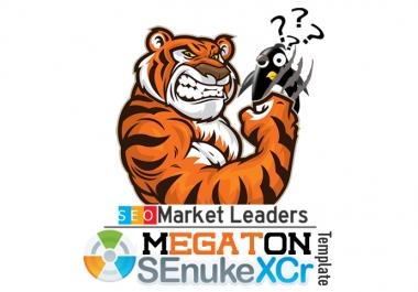 I will create powerful The Full Monty SEnukeXCR that brings huge backlinks power