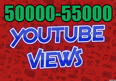 Add 50000-51000 Adsence Safe High Retention YouTube Views Within 48 Hours Instant Start