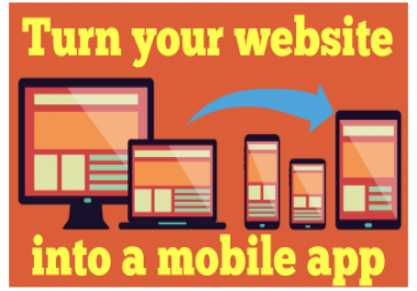 Convert Your Website into an Android App in less than 24 hours