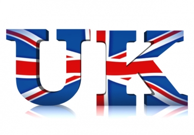 10000 UK Website traffic visitors
