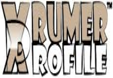 build 20,000 xrumer profile links with xrumer all visible and do follow..*/*..