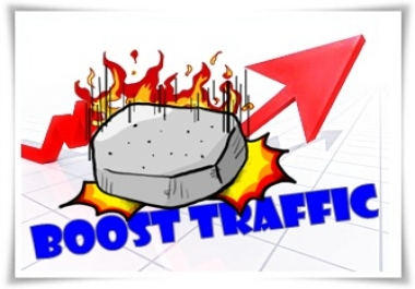 give 10000 Casino Traffic to your 1 Website in 30 days