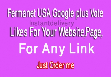 I Will Give you 205+ REAL & Permanent USA Google Pls Vote Share for Websites Only