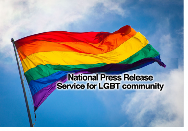 blast your press release to multiple gay media outlets