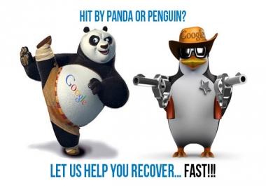 Fight latest Panda updates with Content Marketing SEO