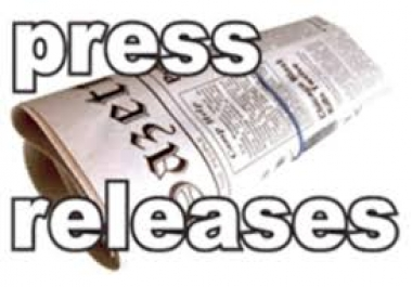 create a beautifully presented 400 word press release that will also be seo optimized for maximum re