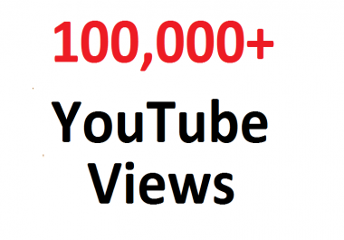 add 100000 100K SAFE YouTube hits Guaranteed