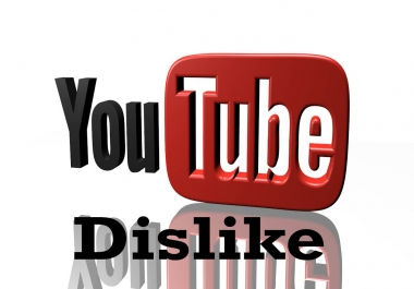 Provide You, Real Human Verified 35 + YouTube Video Disl... for $1