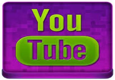 add 140 youtube like   for $1
