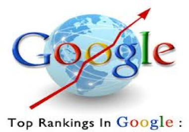 Rocket Up Your Ranking On Google 1st page for 1 keyword