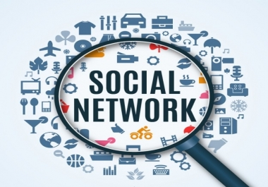 Deliver 800 Social Network Backlinks