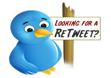 INSTANT ADD 1000 RETWEETS OR FAVORITES OR 1000 FOLLOW... for $1