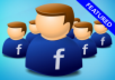 Give You 1000 Real Facebook Fan Page Like Without Any Ro... for $1