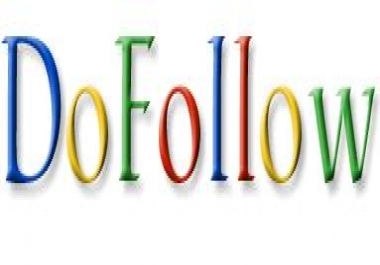 2,000+ DoFollow Backlinks