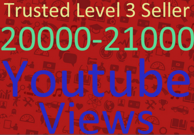 Add 20000-21000 Adsence Safe High Retention YouTube Views Within 36-48 Hours Instant Start