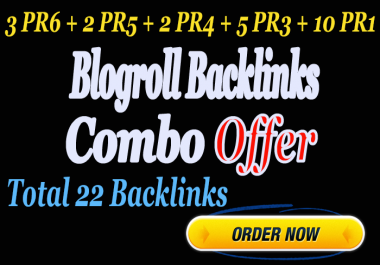 SERP BOOSTER PACKAGE - Actual PR Backlinks + UNLIMITED wiki Links